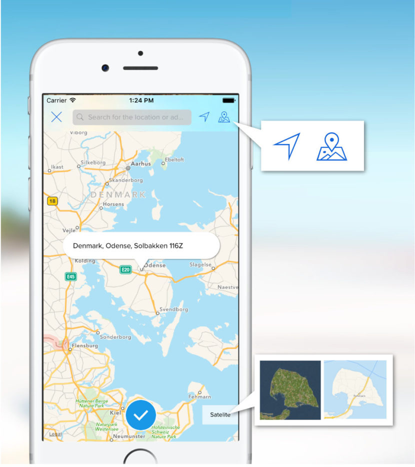Tripmii App Use your pictures to create your travel route – Map Your Travel Route